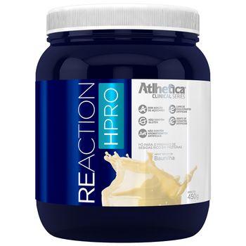 Reaction HPRO 450g Morango - Atlhetíca Nutrition