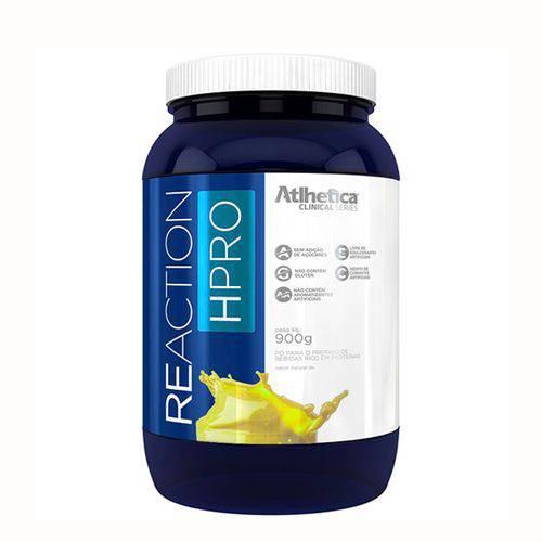 Reaction Hpro - Atlhetica Nutrition 900g - Baunilha
