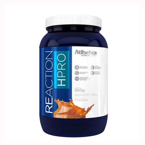 Reaction Hpro - Atlhetica Nutrition 900g - Chocolate