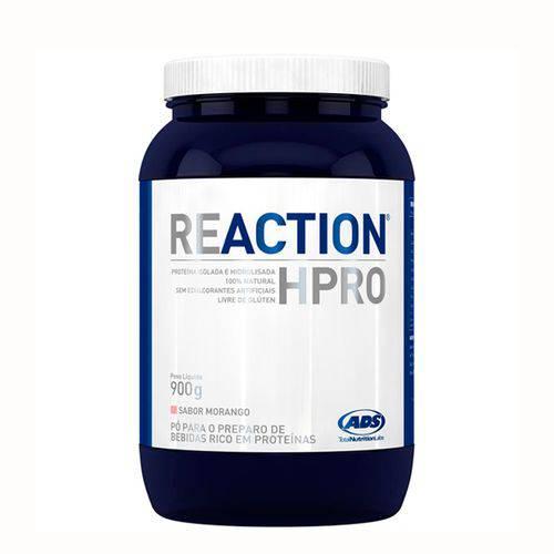 Reaction Hpro - Atlhetica Nutrition 900g - Morango