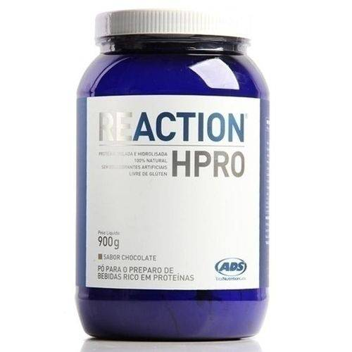 Reaction HPRO Chocolate 900g - Atlhetica
