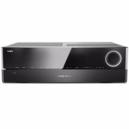 Receiver Harman Kardon AVR1710S 7.2 Canais 700W Bluetooth 6 HDMI 3D DTS 4K