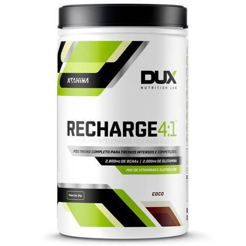 RECHARGE 4:1 1000g COCO - DUX NUTRITION