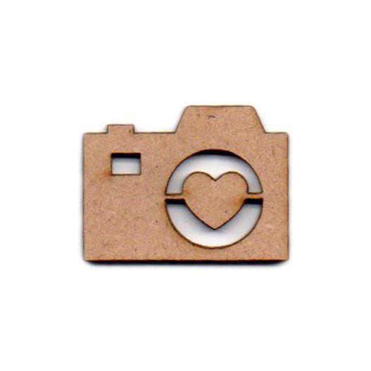 Recorte Laser Câmera Fotográfica II