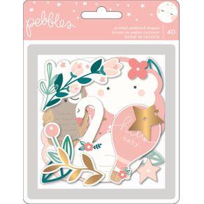 Recortes Night Night Baby Girl Ref.21154-WER171/732732 American Crafts