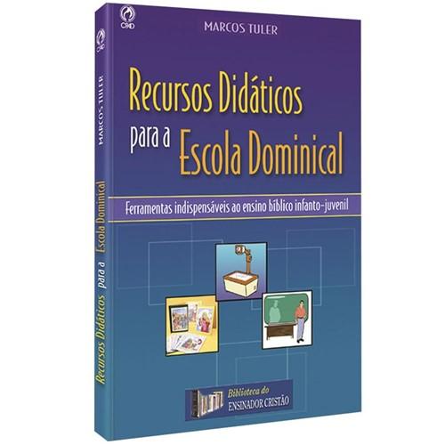 Recursos Didáticos para a Escola Dominical
