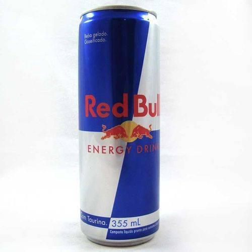 Red Bull Energy Drink 355 Ml ,energético, Lata Única