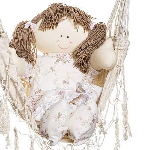 Rede Boneca Quarto Bebê Infantil Menina