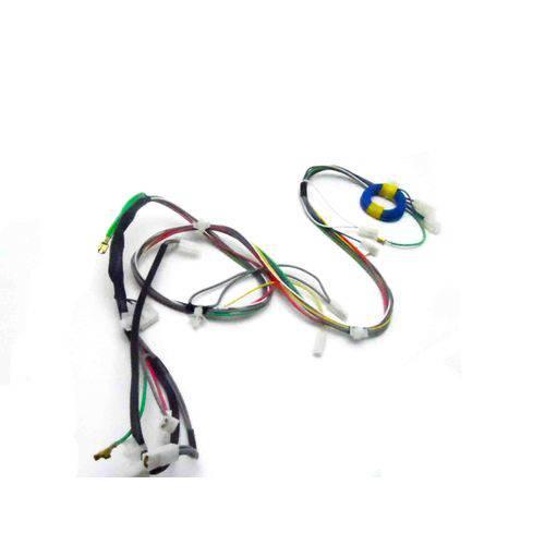 Rede Elétrica Inferior Lavadora Electrolux 64590776
