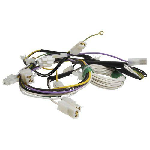 Rede Elétrica Inferior Lavadora Electrolux 64591119