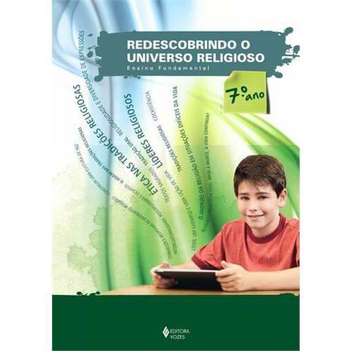 Redescobrindo o Universo Religioso - 7o. Ano Estudante