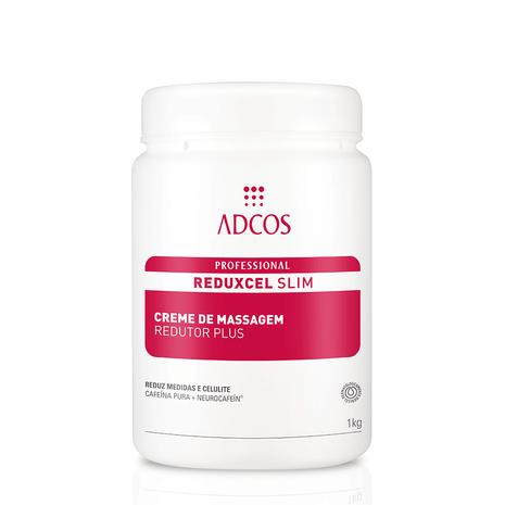 Reduxcel Slim Creme de Massagem Redutor Plus 1Kg