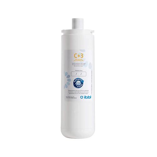 Refil C+3 para Purificador de Água - IBBL - IBBL