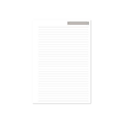Refil Caderno Organizador Ótima - 50 Folhas Pautadas - 4686-6