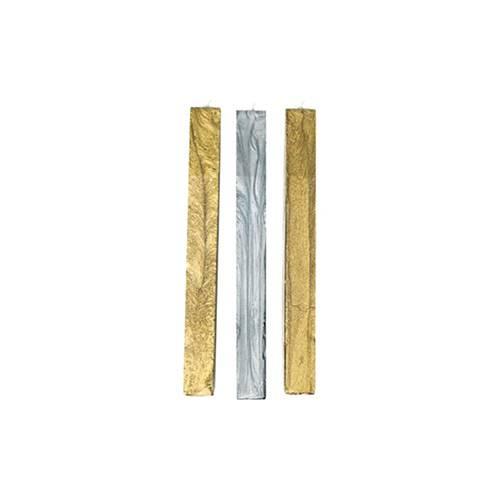 Refil Cera ParaSinete Dourado e Prata Vintage - Toke e Crie