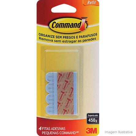Refil de Adesivos Command Pequeno 3M