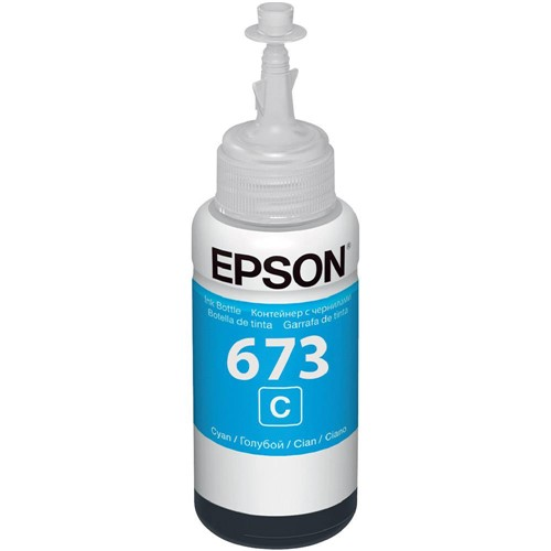 Refil de Tinta Epson T673220 Ciano
