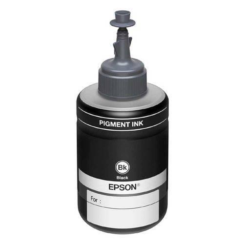 Refil de Tinta Epson T774120 Preto M105