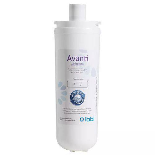Refil Filtro Purificador de Agua Ibbl Avanti e Mio Original