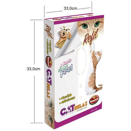 Refil Papelao Cat Relax Furacaopet - M