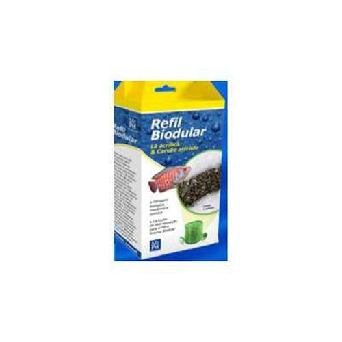 Refil para Filtro Biodular - Mr Pet