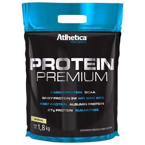 Refil Protein Premium 850g Whey Protein 3w - Atlhetica