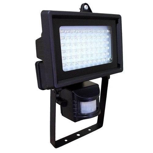 Refletor com Sensor de Presença 60 LEDs DNI6038 - Dni Key West