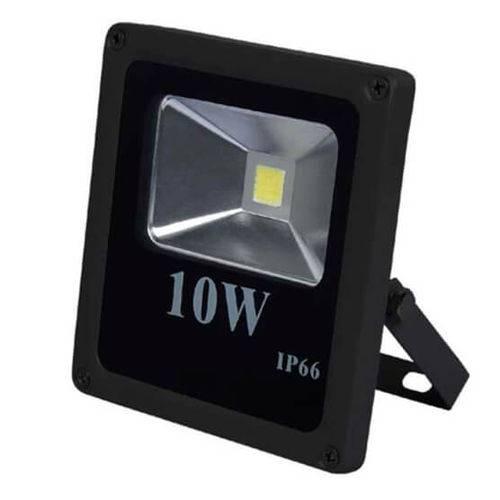 Refletor Holofote Led 10w Branco Frio Externo 6000k Ip66