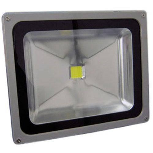 Refletor Holofote Super Led 30w Branco Frio Bivolt 110 ou 220v Iluminaéâ§Éâ£O Especial