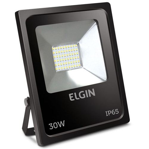 Refletor LED 30w Bivolt 48RPLED30W00 Elgin