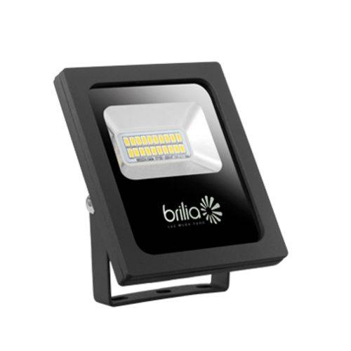 Refletor Led 10w 3000k Bivolt - 433096 - Brilia