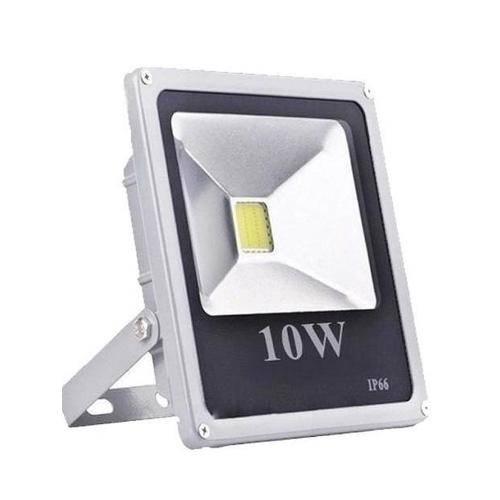Refletor Led 10w Branco Frio 6000k Bivolt