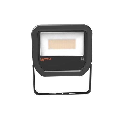 Refletor Led 50w Bivolt 5000k (luz Branca) Preto Ledvance Osram