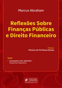 Reflexões Sobre Finanças Públicas e Direito Financeiro (2019)