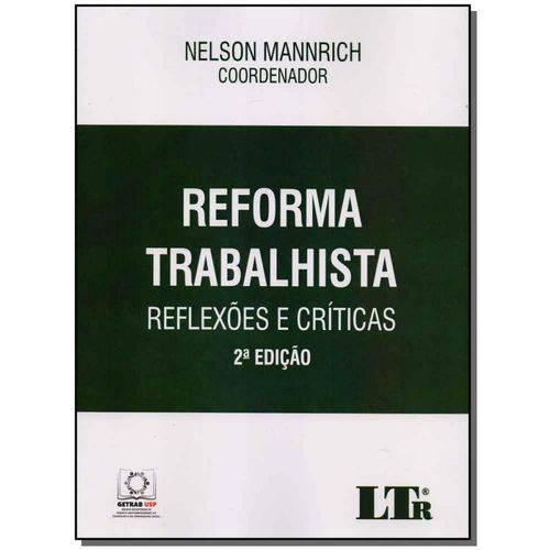 Reforma Trabalhista - 02ed/18