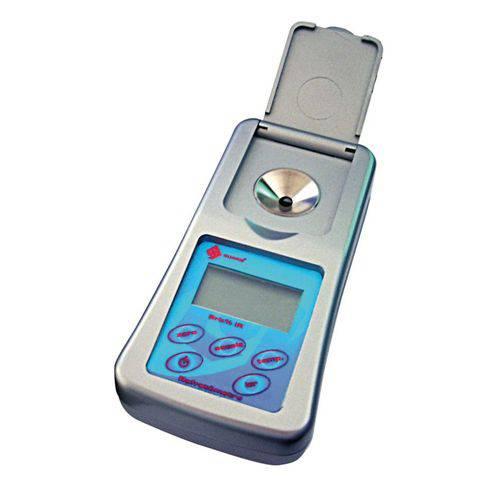 Refratômetro Digital Portátil (brix (%) 28 a 65) - Quimis - Cód: Q767d162