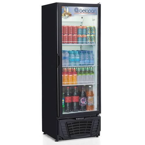 Refrigerador/expositor Vertical Gelopar Gptu-40 Frost Free 414 L Preto
