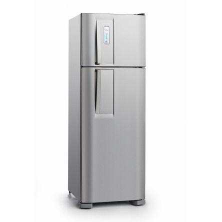 Refrigerador Frost Free 310L Inox (DF36X) 220V