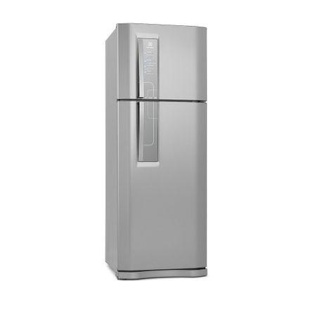 Refrigerador Frost Free 459L Inox (DF52X) 127V