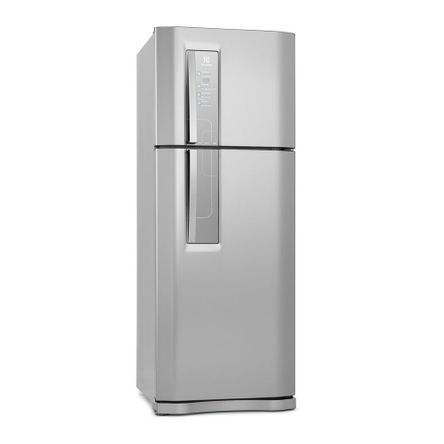 Refrigerador Frost Free 427L Inox (DF51X) 127V