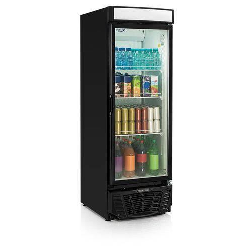 Refrigerador Vertical Conveniência Esmeralda Gldr-570 - Gelopar