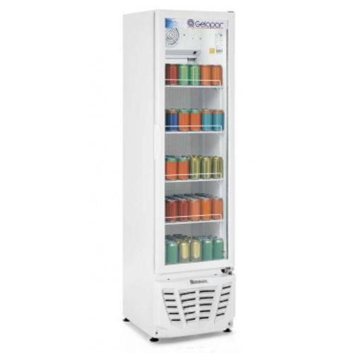 Refrigerador Vertical Conveniência Turmalina - Gptu-230 - Gelopar