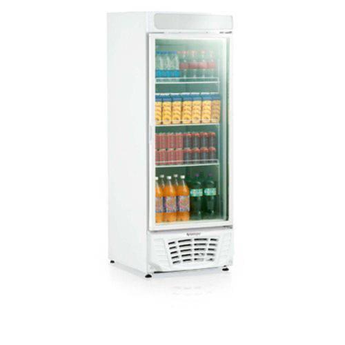 Refrigerador Vertical de Conveniência Esmeralda Gldr-570 572l Gelopar