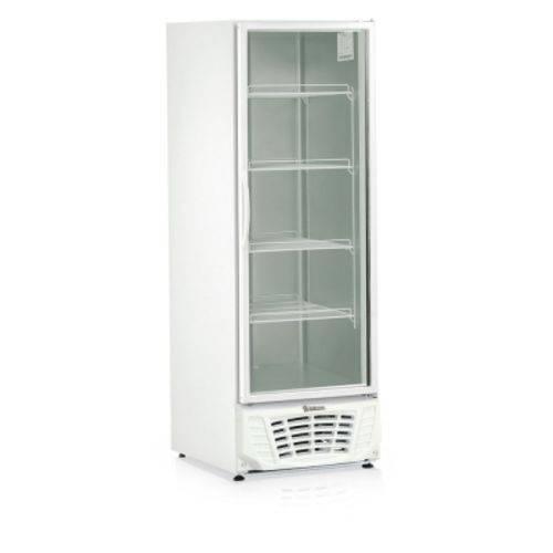 Refrigerador Vertical Gelopar Dupla Ação GTPC 575 PVA Porta Cega C/ Adesivo 578l Branco
