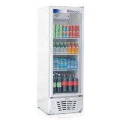 Refrigerador Vertical Gelopar Gptu-570af 578l Turm. Branco