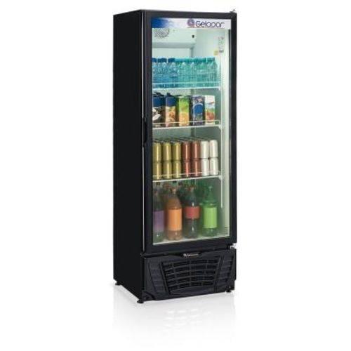 Refrigerador Vertical Gelopar Gptu-570af Pr 578l Turm.preto