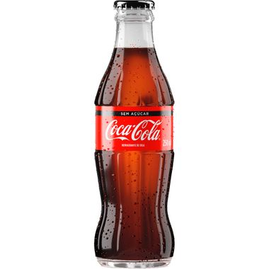 Refrigerante Coca Coca Zero 250ml