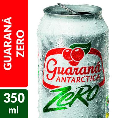 Refrigerante Diet Guaraná Antarctica 350ml