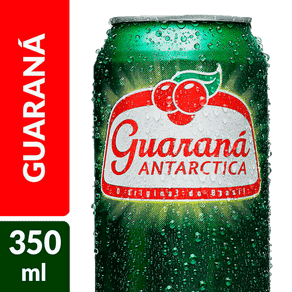 Refrigerante Guaraná Antarctica 350ml (Lata)