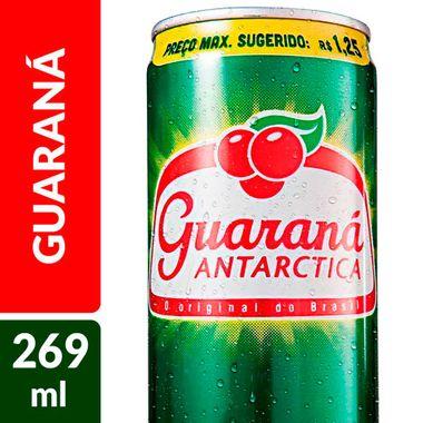 Refrigerante Guaraná Antarctica 269ml